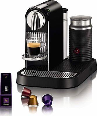Nespresso D120-US-BK-NE CitiZ