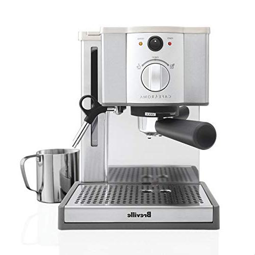 Breville ESP8XL Café Roma Stainless Espresso Maker