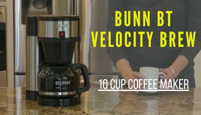 BunnBT Velocity Brew