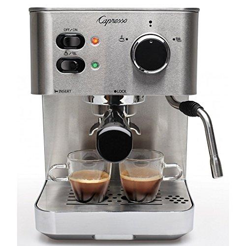 Capresso EC PRo 118.05 Espresso Cappuccino