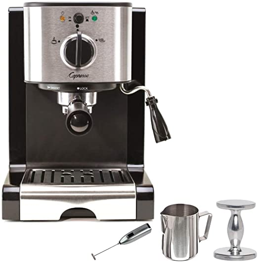 Capresso EC100 Pump Espresso