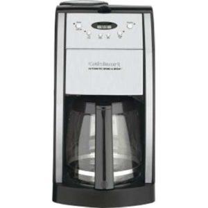 Conair Cuisinart DGB 550BK Automatic Coffeemaker