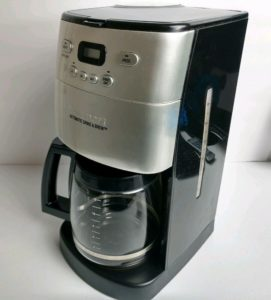 Cuisinart DGB-625BC Grind-and-Brew 12-Cup Coffeemaker