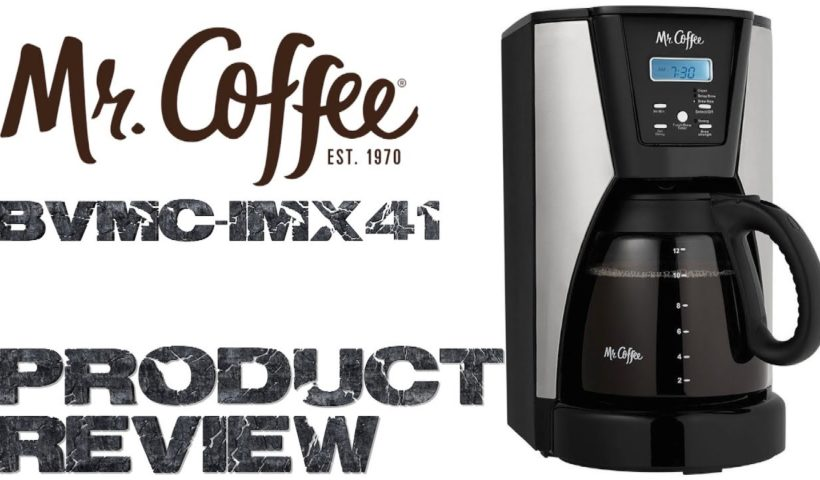 Mr. Coffee 12 Cup Programmable Coffee