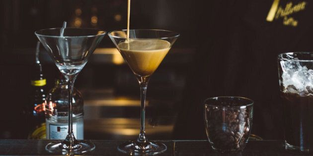 espresso martini ingredients