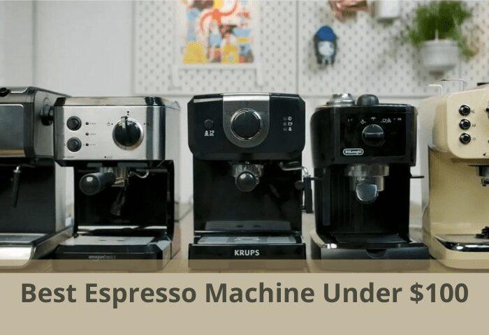 Best Espresso Machine Under 100 -min