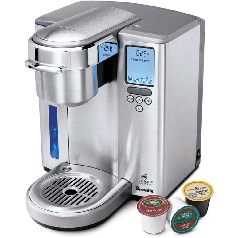 Single Serving Coffee Maker