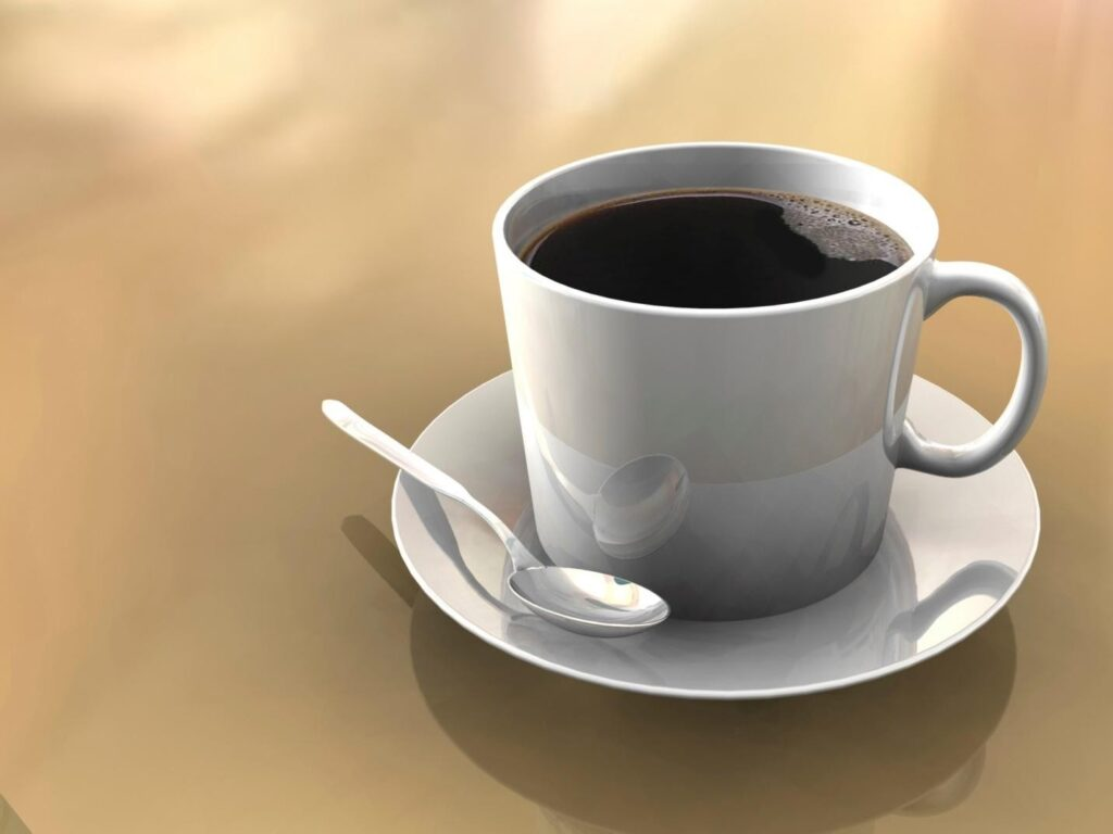 Black coffee makes your weight loss