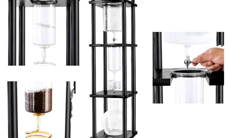 Yama Glass Cold Drip Coffee Maker