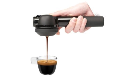 Handpresso Wild Hybrid Portable Espresso-Maker