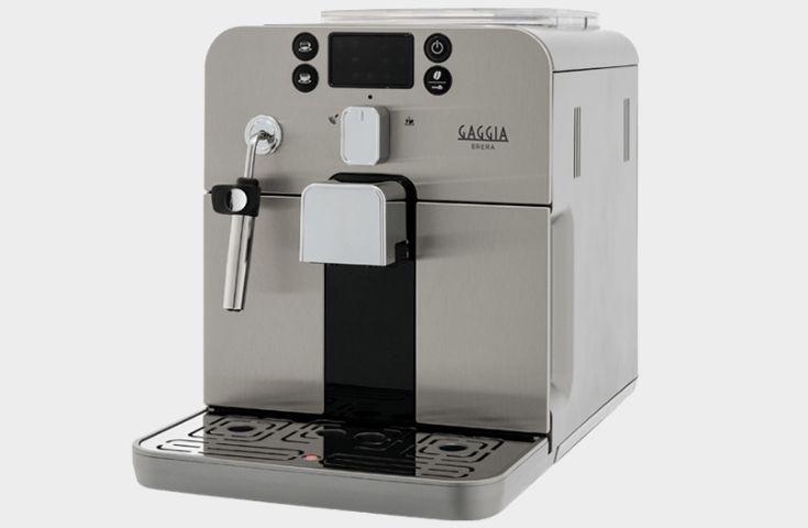 gaggia brera super automatic espresso machine